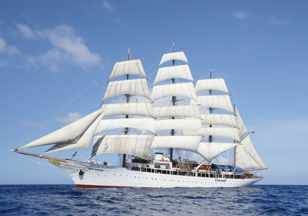 Sea Cloud die Windjammer-Legende