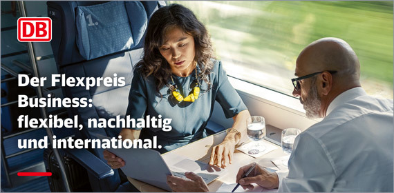 Deutsche Bahn - Flexpreis Business