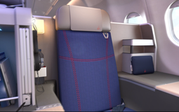 Business Class Seat 2